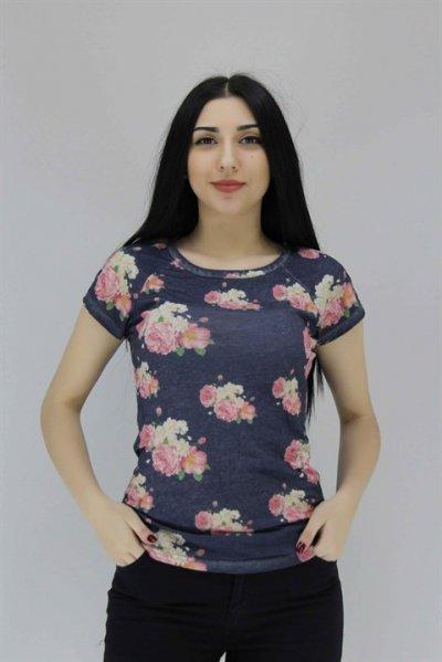 T08131-7459 Hummel Rıanna Ss Tee