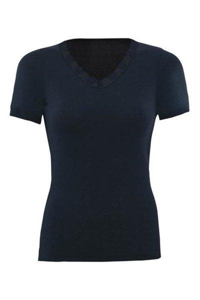 Kadın Termal V Yaka T-shirt 1269