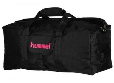 T40592-1040 Hummel Scarlet Sports Bag Large