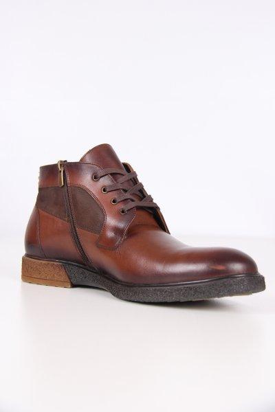 5994d Pierre Cardin Kahve Nubuk Ayakkabı