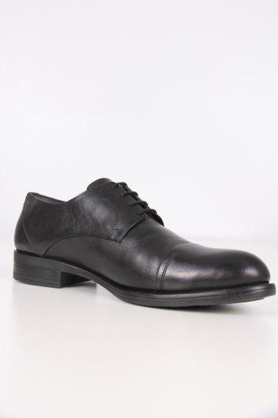 7004b Termo Pierre Cardin Siyah Ayakkabı
