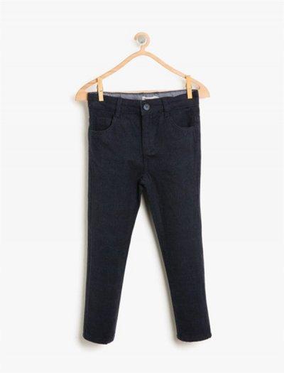 8kkb46050tw Koton Lacivert Pantolon