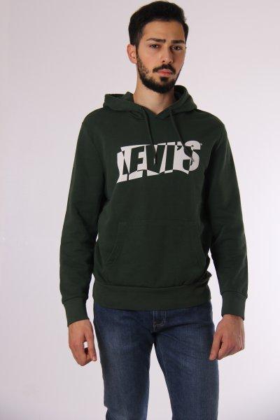 Levis Erkek Sweatshirt 19622-0023