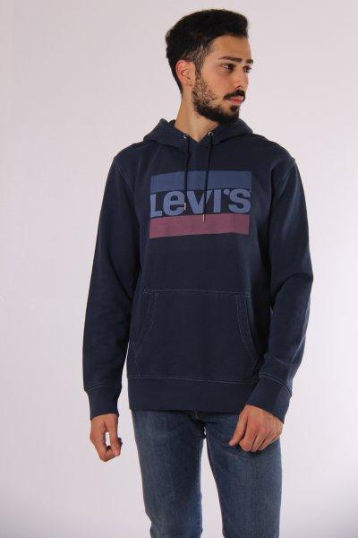 Levis Erkek Sweatshirt 19491-0036