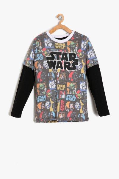 Koton Star Wars Baskılı Sweatshırt 9kkb16831ok