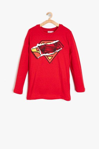Koton Superman Baskılı Tshırt 9kkb16972ok