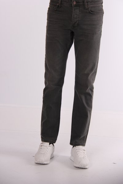 Loft Terrybrown Denim Slim Fit Erkek Pantolon Lf2015668