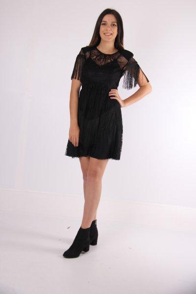 Koton Püskül Detaylı Elbise 9kak84292fk
