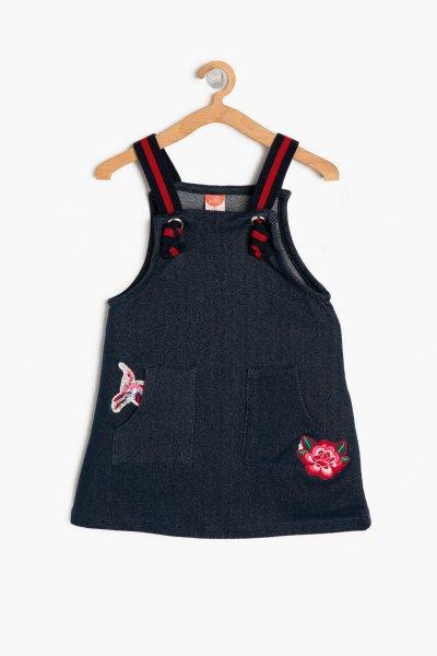 Koton Baskılı Elbise 9kmg89871zk