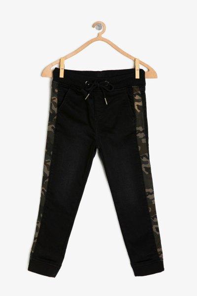 9kkb46568od Koton Siyah Pantolon