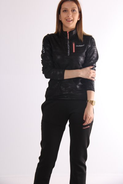 Hummel Hmlsalin Half Sweatshirt 920159-2001