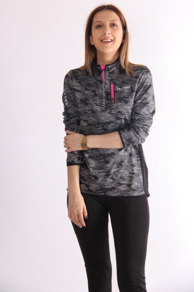 Hummel Hmlsalin Half Sweatshirt 920159-2800