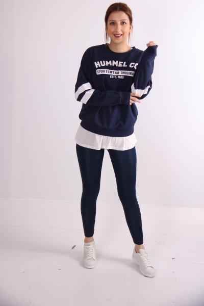 Hummel Hmluber Cotton Sweatshirt 920062-7480