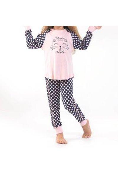 Blackspade Kız Çocuk Pijama Takımı 6648