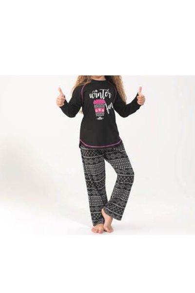 Blackspade Kız Çocuk Pijama Set 6640