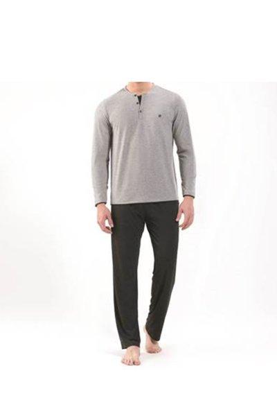 Erkek Pijama Takımı 7739