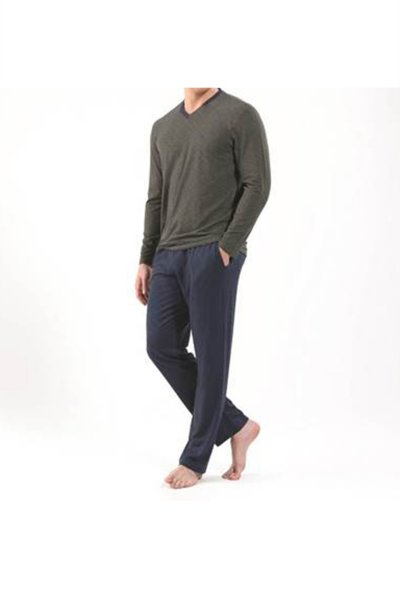 Erkek Pijama Takımı 7743