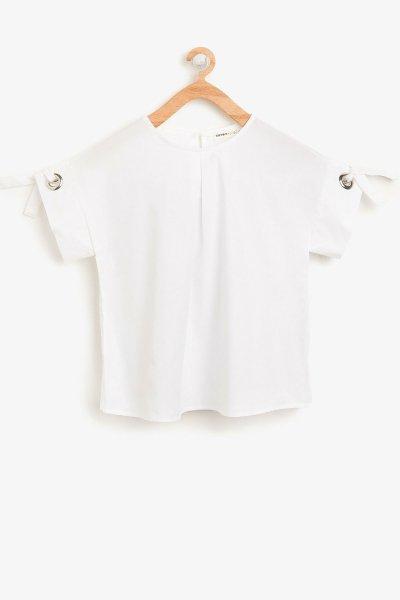 8ykg67797gw Koton Çocuk Bluz Beyaz