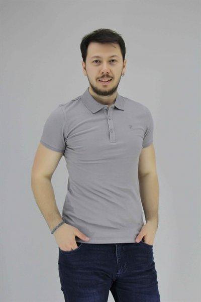 1097 Fıve Pocket Polo Yaka Erkek T-shırt