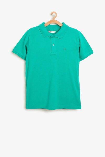 8ykb18230ok Koton Çocuk Tshırt Yeşil