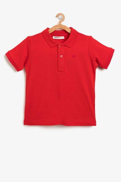 8ykb18230ok Koton Çocuk Tshırt Kırmızı