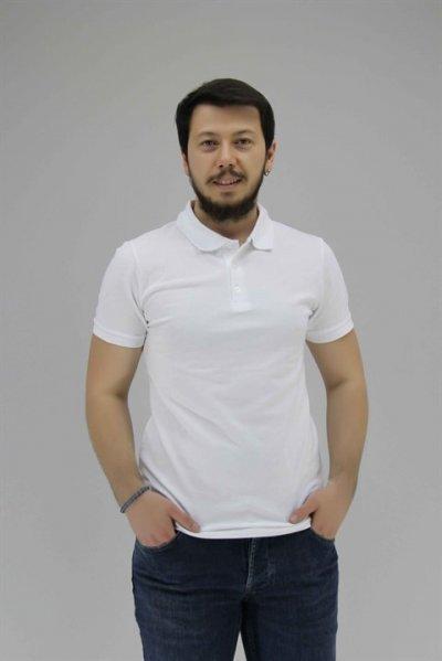 1067 Fashıon Frıends Polo Yaka T-shırt
