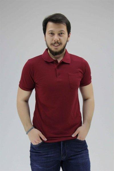 1055 Fashıon Frıends Cepli Polo T-shırt