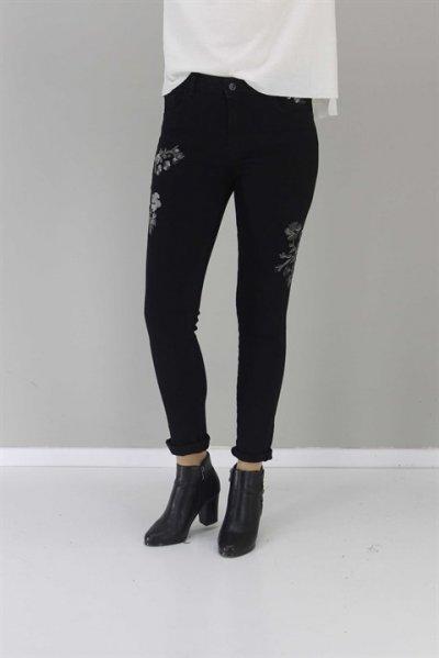 8yal49323ıw Koton Siyah Pantolon