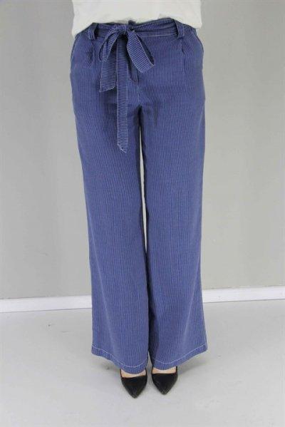 4179 Modailgi Çizgili Pantolon
