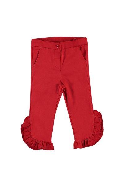 8ymg47984aw Koton Çocuk Pantolon Kırmızı