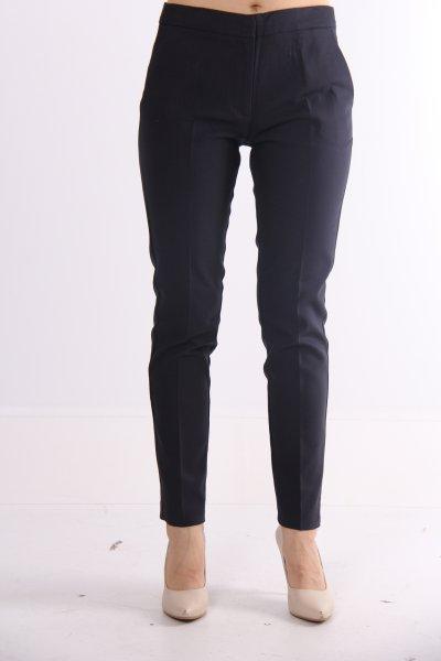 Lastik Detaylı Kumaş Pantolon 1001