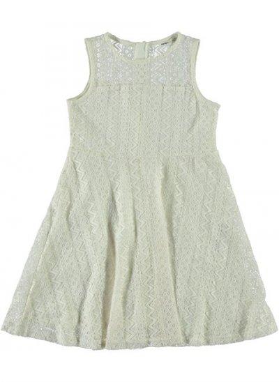 Koton Dantel Detaylı Elbise 8ykg87644ok