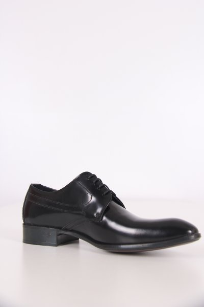 P63130g Pıerre Cardın Siyah Açma Ayakkabı