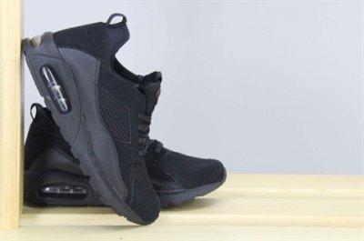 P02320h Pıerre Cardın Siyah Fileli Erkek Ayakkabı
