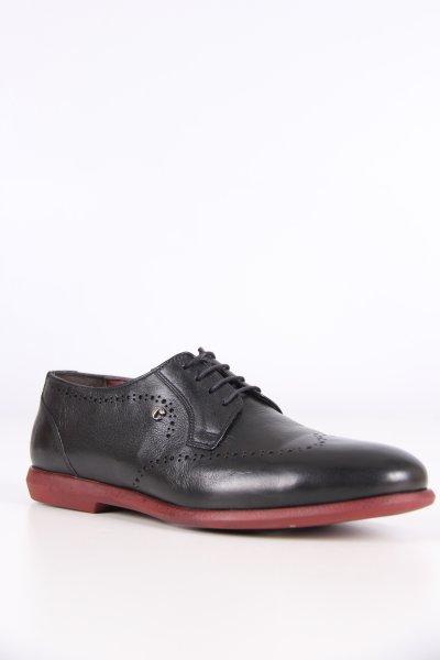 C8048d Cacharel Siyah Antik Ayakkabı
