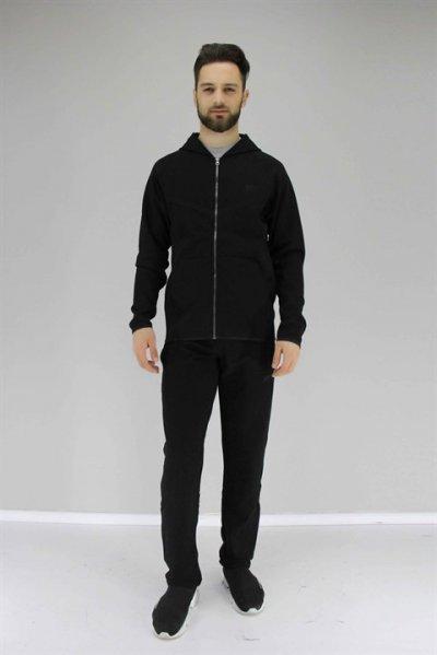 00977 New Brand Erkek Kapişonlu Ceket