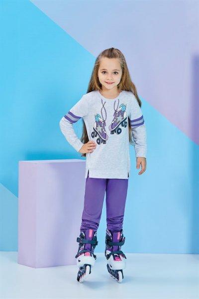 Rolypoly Kız Çocuk Eşofman Takımı Rp1280-1-v2