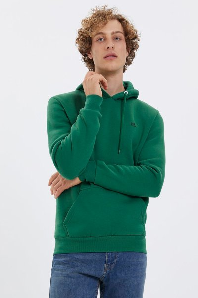 Lf 2023028 Green M Sweatshırt