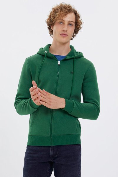 Lf 2023027 Green M Sweatshırt