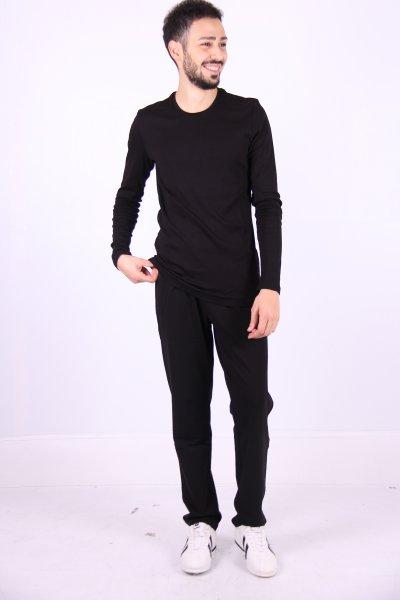 02763 New Brand Erkek Sweatshırt O Yaka