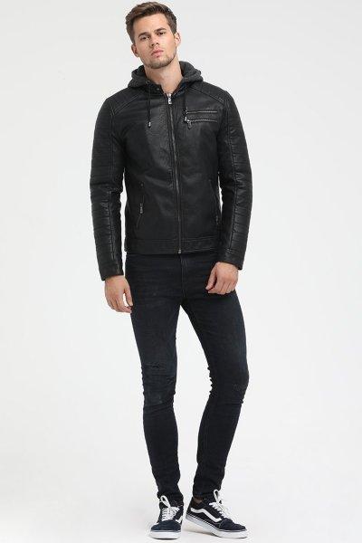 Lf 2015500 Black M Ceket