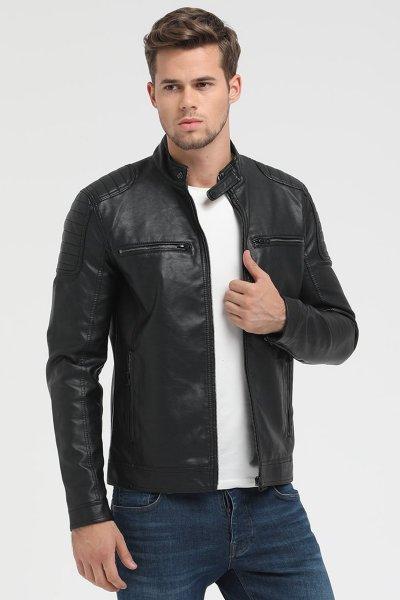 Lf 2015826 Black M Ceket