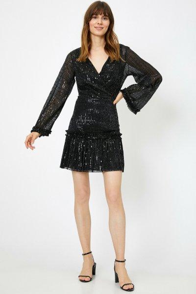 0kak84120fk Koton Elbise