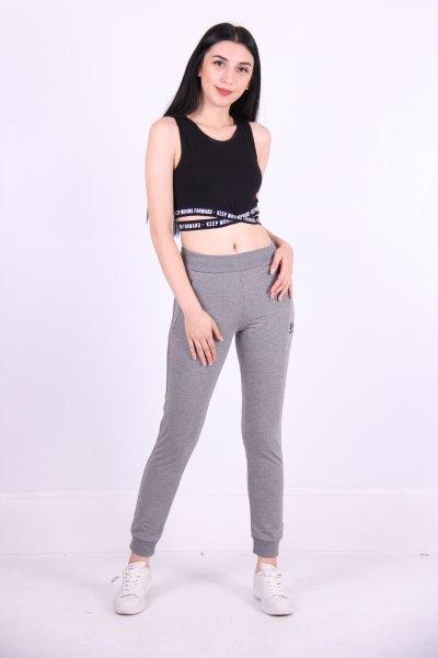 02724 New Brand Bayan Eşofman Jogger