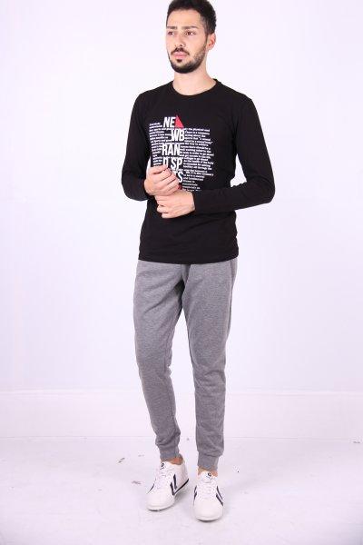 02640 New Brand Erkek Eşofman Jogger