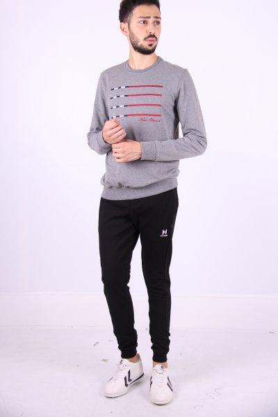 02652 New Brand Erkek Eşofman Jogger