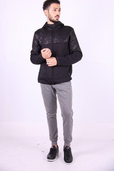 02628 New Brand Erkek Ceket Kapüşon
