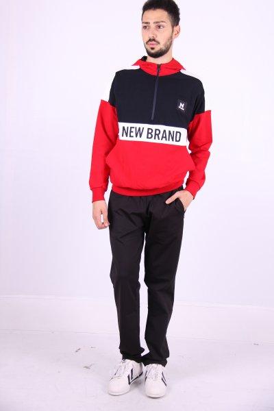 02604 New Brand Erkek Sweat Kapüşon