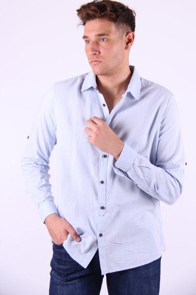Loft Açık Mavi Regular Fit Erkek Gömlek Lf2010395