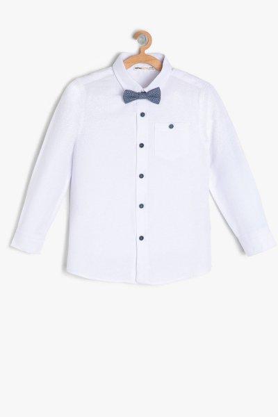Koton Beyaz Gömlek 9ykb68638gw